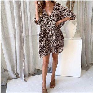 Dresses & Skirts - Leopard #founditonamazon dress